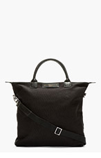 WANT LES ESSENTIELS DE LA VIE Black O'HARE SHOPPER TOTE for men