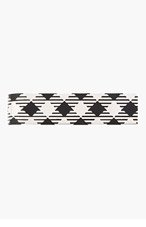 THOM BROWNE BLACK Gingham check TIE BAR for men