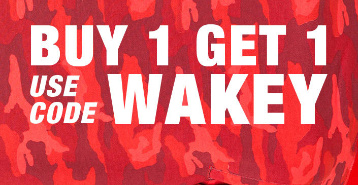 Wake Up with a Free Sweatshirt