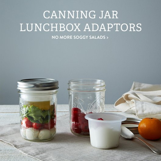 Jar Lunchbox Adaptors