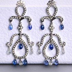Designer Gold Jewelry: Celine F, Vida, Foreli & more