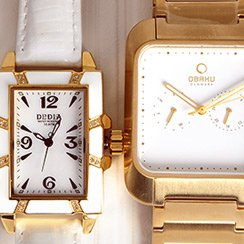 Squere Watches Sale for Him & Her