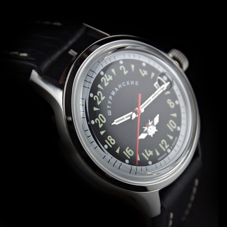 Sputnik Commemorative Automatic Edition Watch