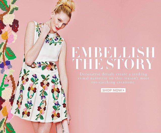 Embellish the Story