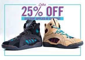 Shop Extra 25% Off Buyers' Picks Sneakers