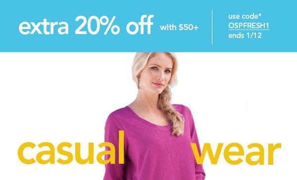 Shop Casual Wear