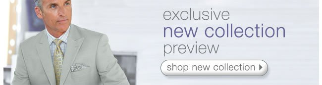 Exclusive New Collection Preview: Shop New Collection