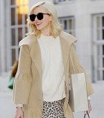 Fearne Cotton's Cold Weather Weekend Look