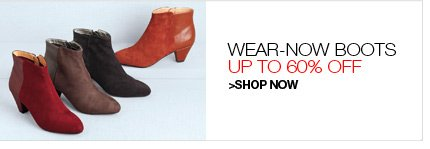 Shop Boots, Up to 60% Off