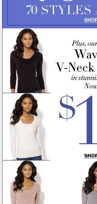 The Waverly Sweater just $10