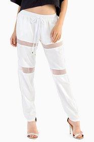 Flash Back Mesh Pants 47
