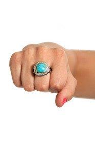 Fancy Stone Ring 15