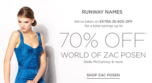Up to 70% off Women's Premier Designers