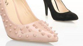 Neutral Heels & Flats