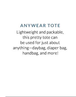 Anywear Tote