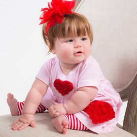 Little Loves: Valentine Apparel