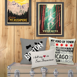 Hometown Pride: Art & Décor