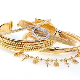 Good as Gold: Women's Jewelry