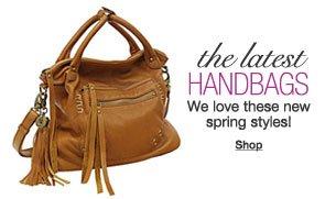 The Latest Handbags