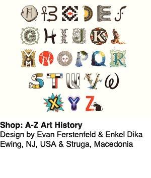 A-Z Art History