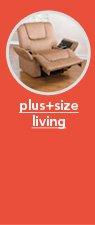 Shop Plus+Size Living