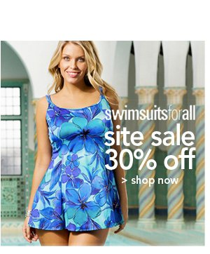 Shop SwimSuitsForAll Site Sale