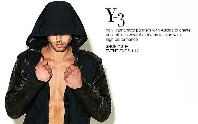 Shop Y-3 for Men