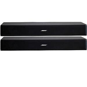 Adorama - Bose® Solo TV Sound System - Double Bundle - 2 Complete Systems