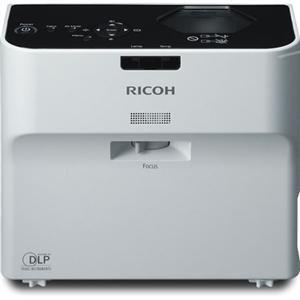 Adorama - Ricoh PJ WX4130 Short-throw Business DLP Projector, 2500 Lumens