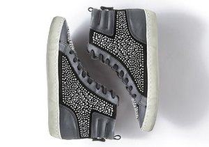 Comfort Zone: Fashion Sneakers