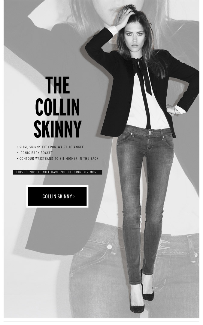 The Collin Skinny