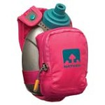 Nathan 4836NK QuickShot Plus Hydration Handheld Bottle Carrier Pack, Cabaret