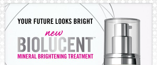 NEW Biolucent Mineral Brightening Treatment