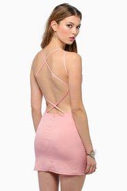Cradle Back Dress 37