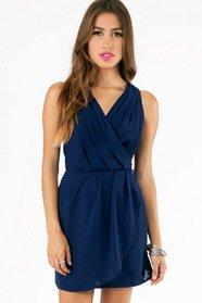 Tink Wrap Dress 36