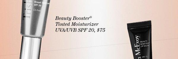 Trish McEvoy Beauty Booster® Lip Balm UVA/UVB SPF 15