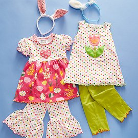 Print-Packed: Girls' Apparel