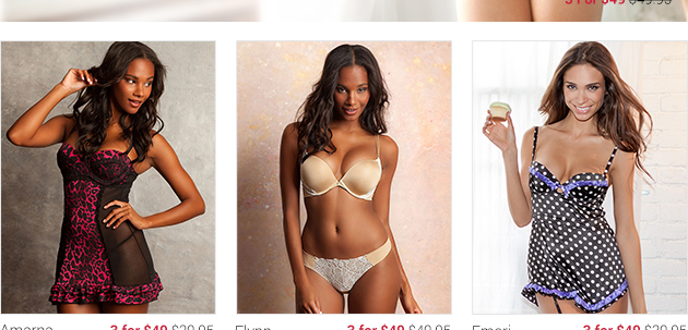See lingerie on sale