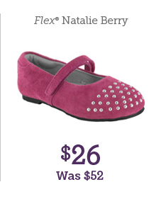 Flex Natalie Berry $26 Was $52