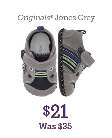 Originals Jones Grey $21 Was $35