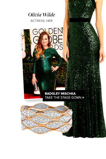 BADGLEY MISCHKA - Take The Stage Gown