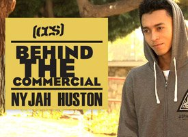 Behind the Commercial: Nyjah Huston