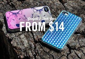 Shop Gadgets & Tech Gear from $14