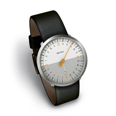 UNO24 NEO Leather 20 // White + Orange