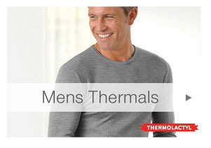 Shop Mens Thermals