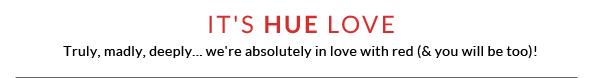 It's Hue Love