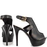 Ofira - Black Leather