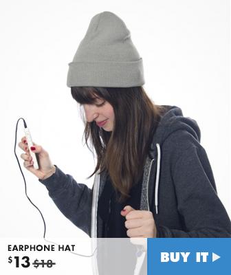 EARPHONE HAT