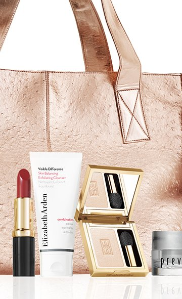 You're The Best! We've selected you to receive a 1-day only free gift (worth  over $134)! JUST FOR YOU. Free 8-pc deluxe gift + free shipping with ANY $59 or more order. Enter secret code 1DAYBEST at checkout. DELUXE ANTI-AGING SERUM BONUS. FOLLOW THIS SECRET LINK TO SHOP. Hurry! Quantities are limited.