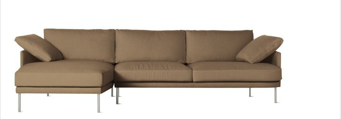CAMBER FULL SECTIONAL